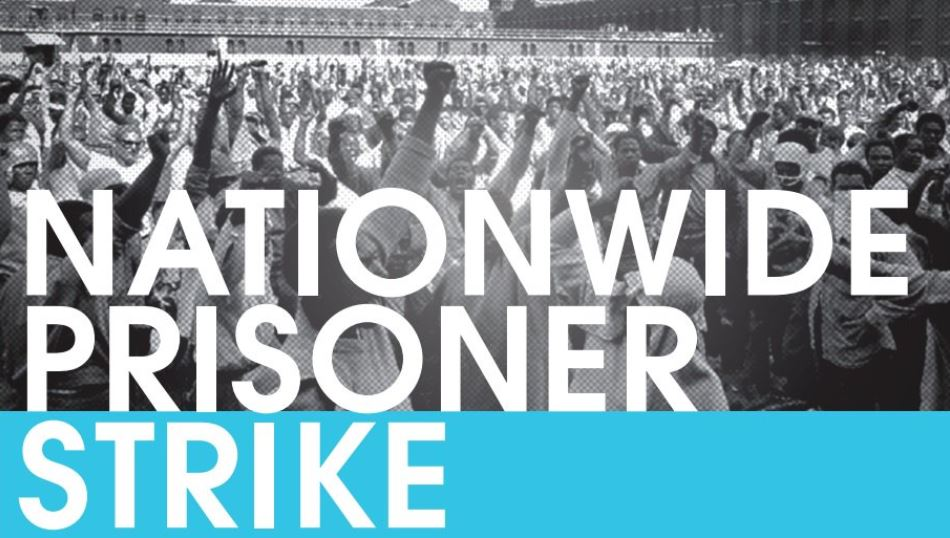 national prison strike